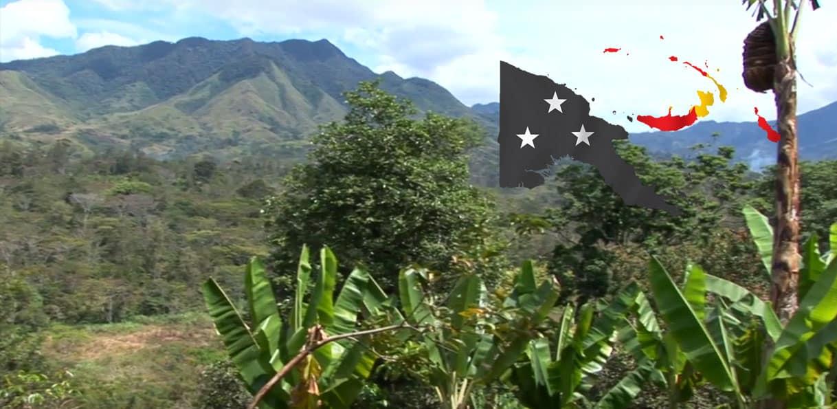 Paysage Nouvelle Guinée