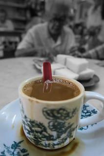Café blanc Ipoh
