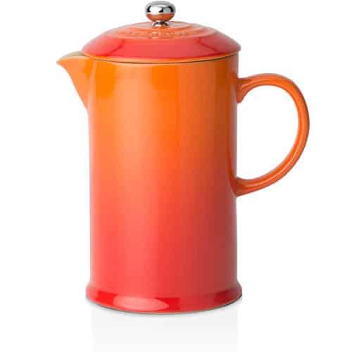 cafetière à piston Le Creuset, 800ml, couleur volcanique