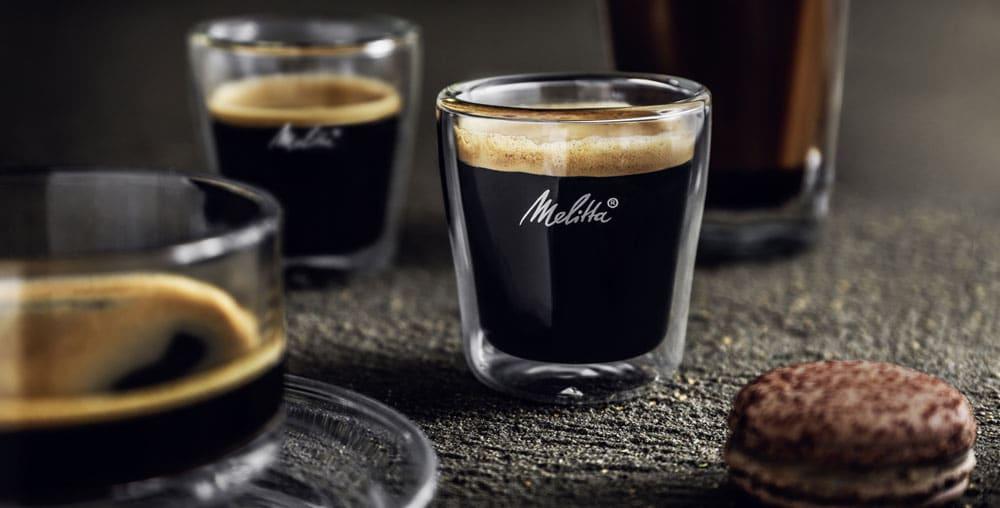 Tasses Melitta de café