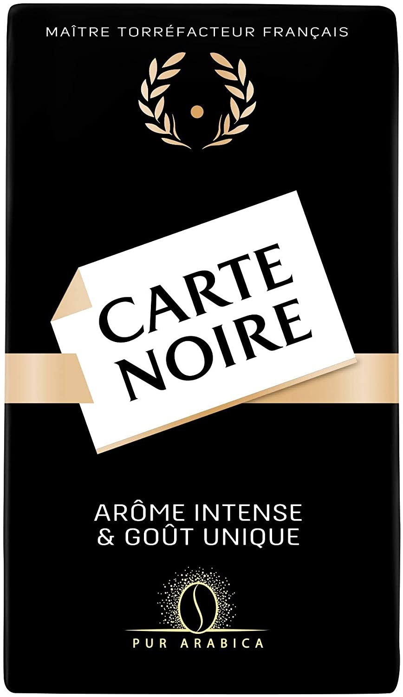 Café moulu de Carte noire